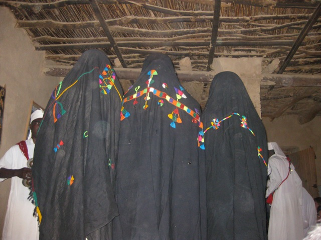 The Gnawa women
