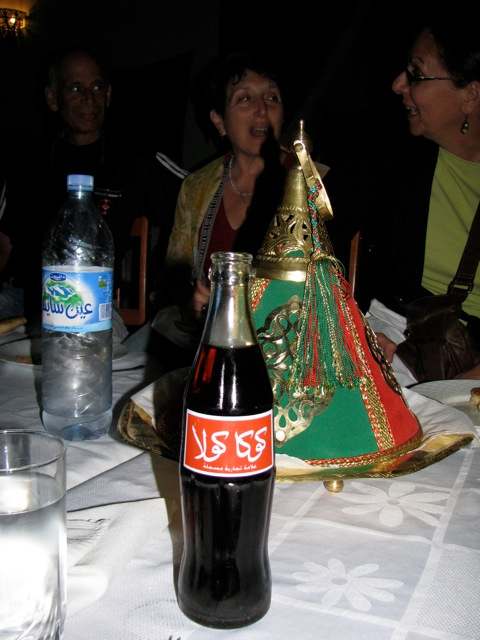 Moroccan coke, with real sugar!