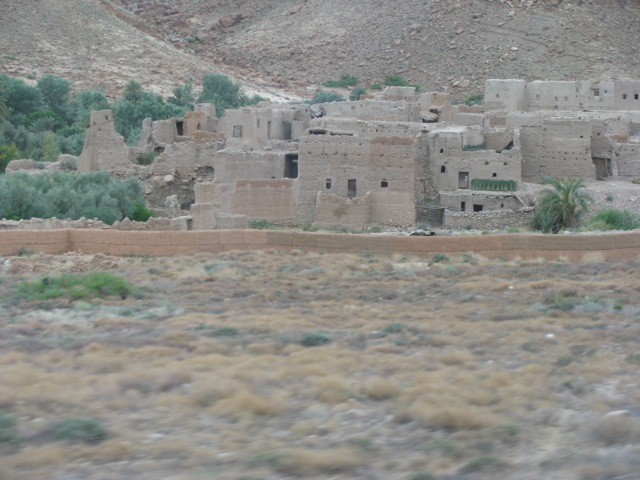 Another Moroccan village