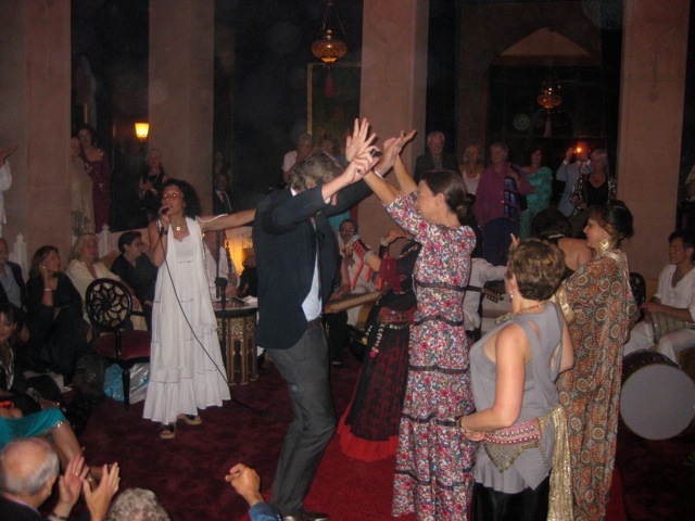 Dancing with the Yuval Ron Ensemble in Morocco