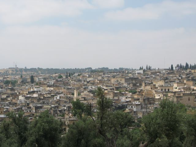 Another view of Fes